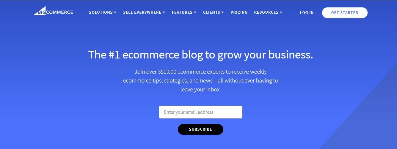 BigCommerce blog