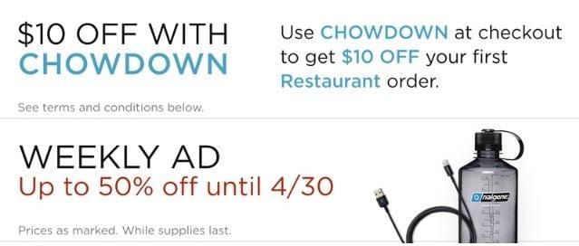 Amazon weekly discount