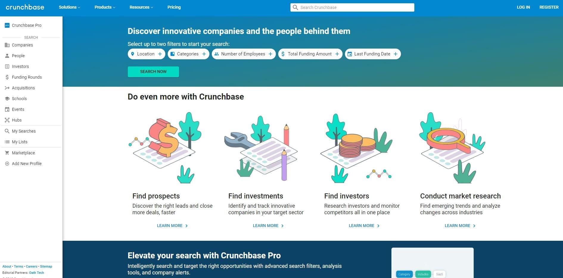 Crunchbase 1