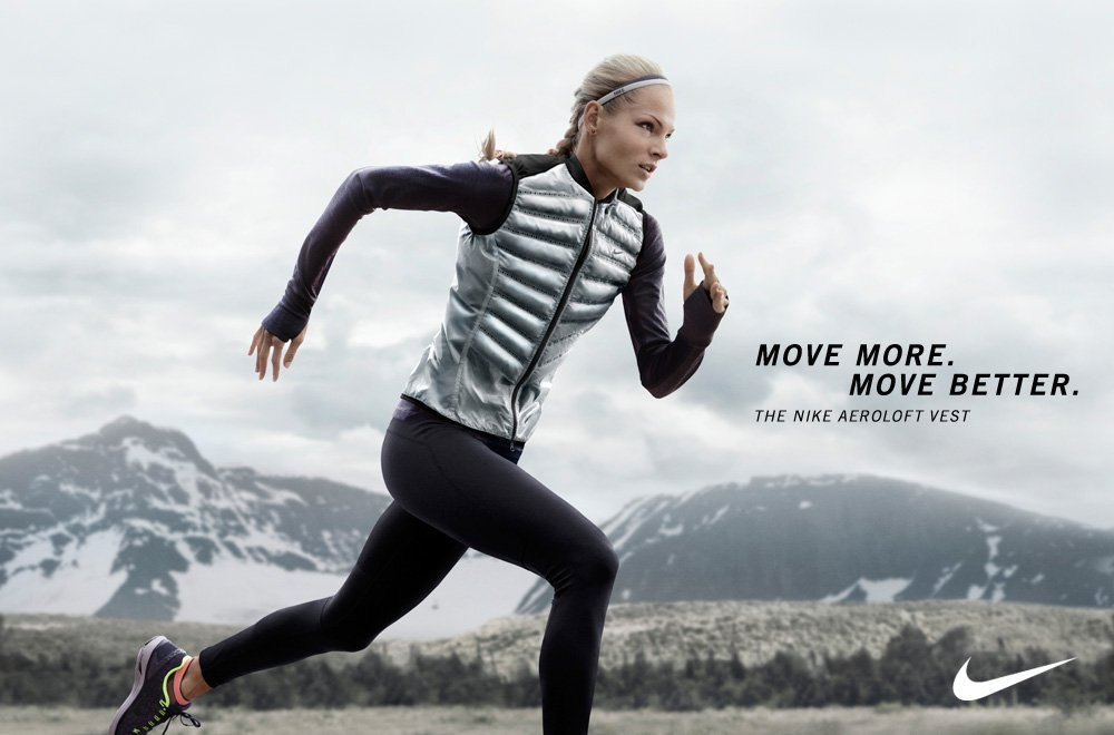 Nike ad example