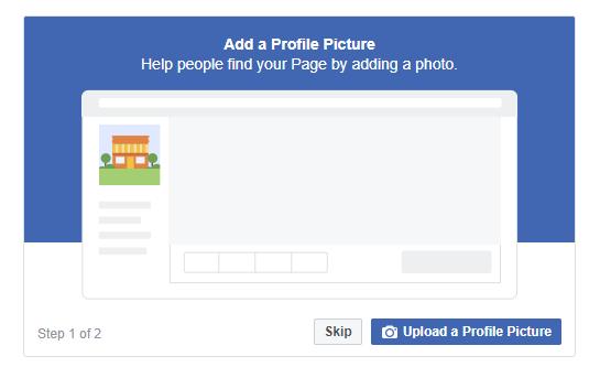 Adding a profile picture