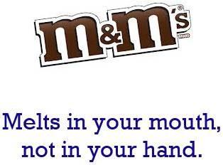 MM slogan