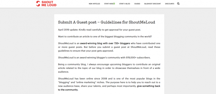 Pitch These Guest Posting Sites To Gain Backlinks, Traffic, and