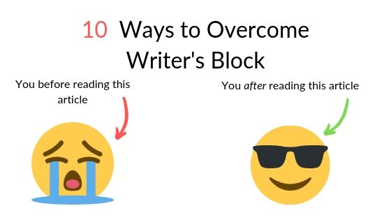 10 Insanely Effective Tips on How to Overcome Writer's Block