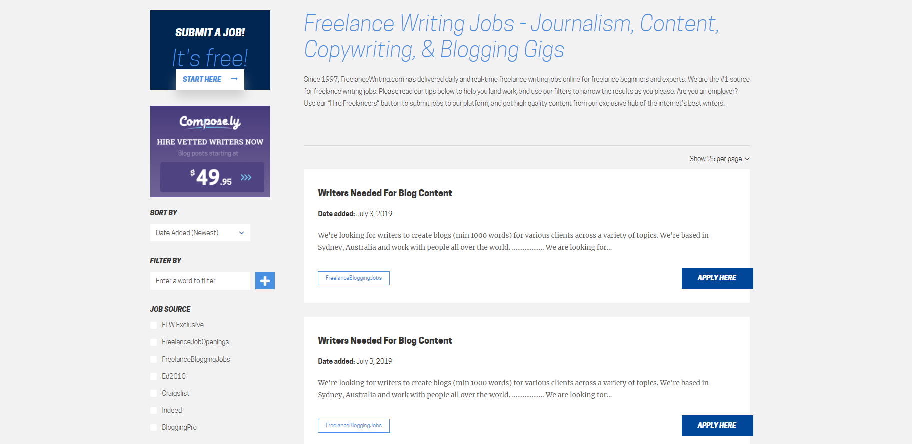 FreelanceWriting