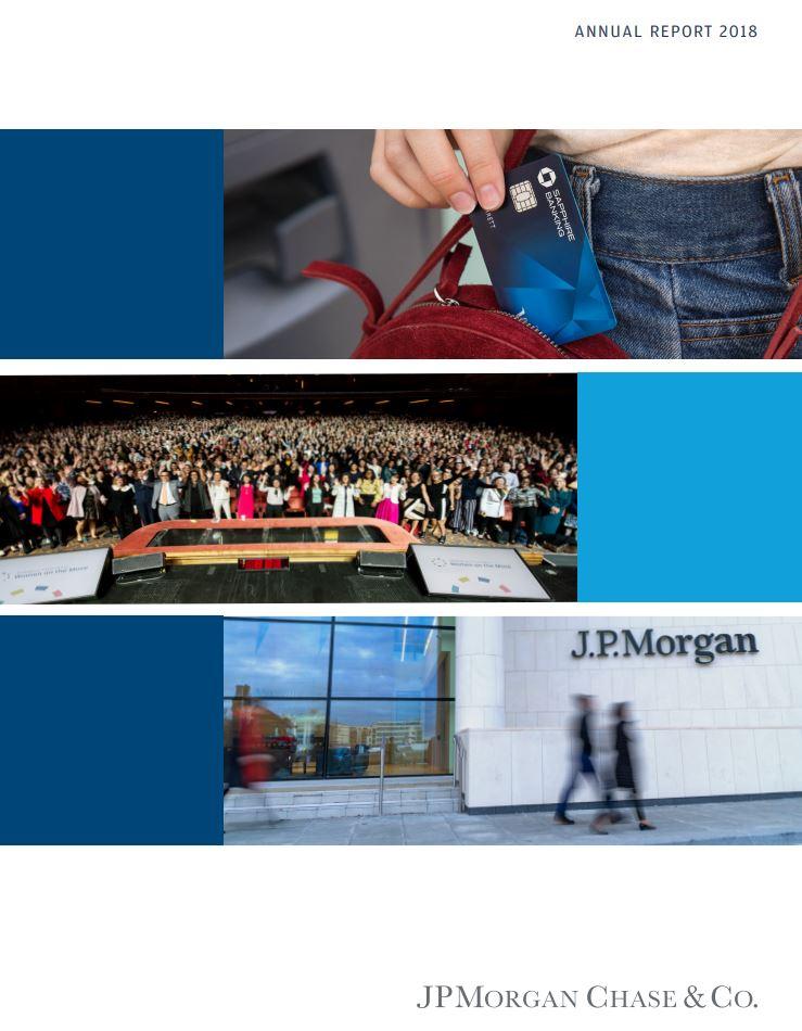 JP Morgan report