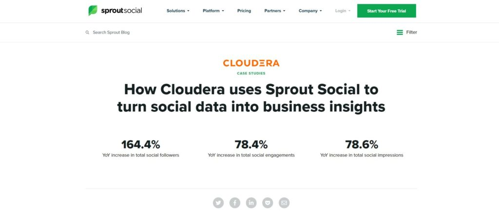 SproutSocial case study page