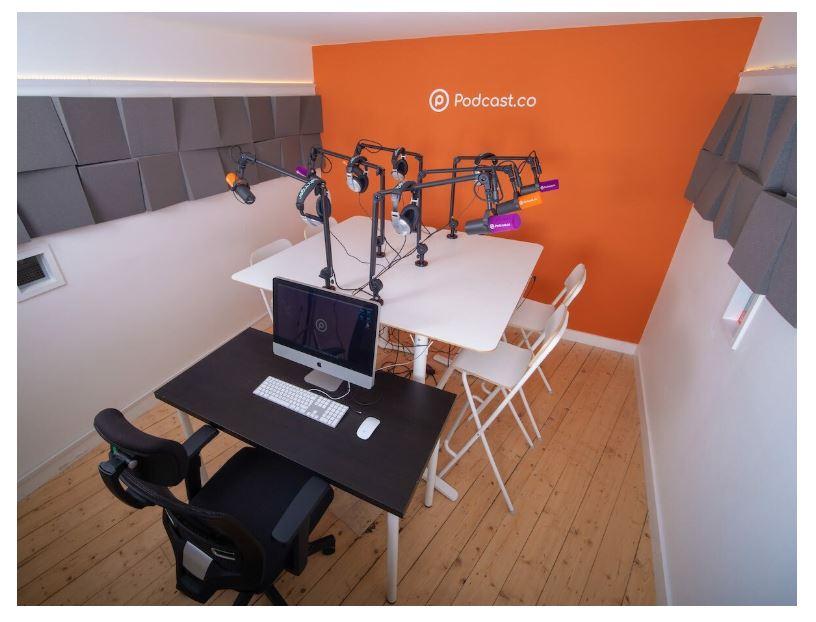 Podcast co setup