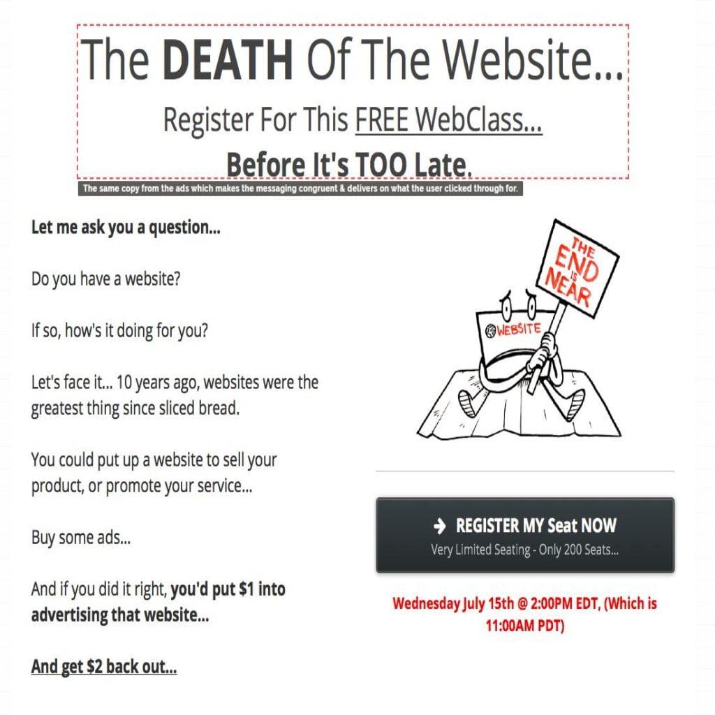 Webinar masterclass