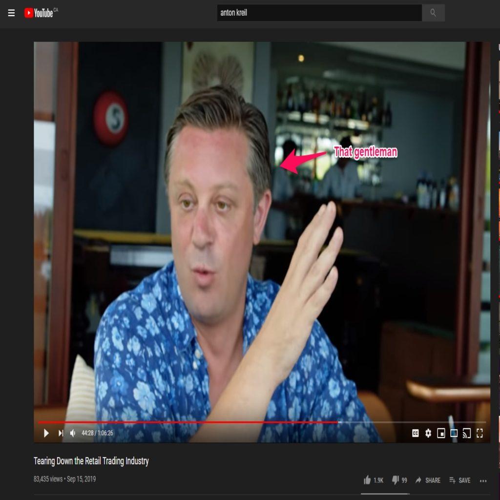 Anton Kreil YouTube video