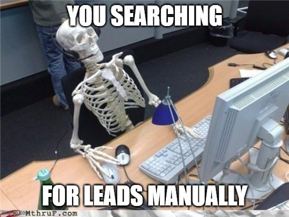 Lead gen meme 1