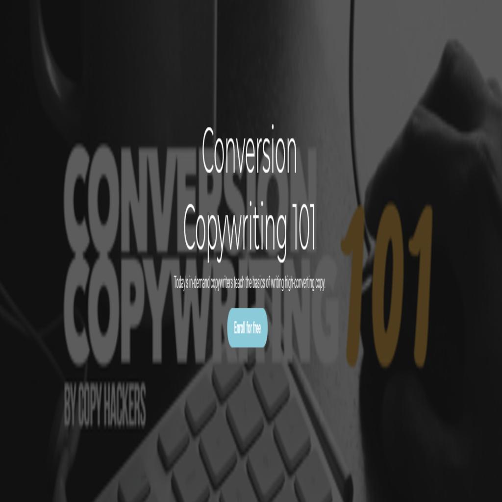Conversion Copywriting 101