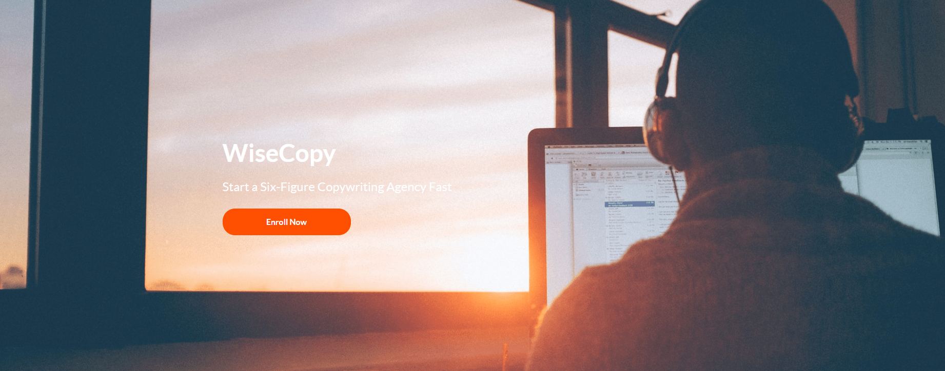 WiseCopy sales page 1