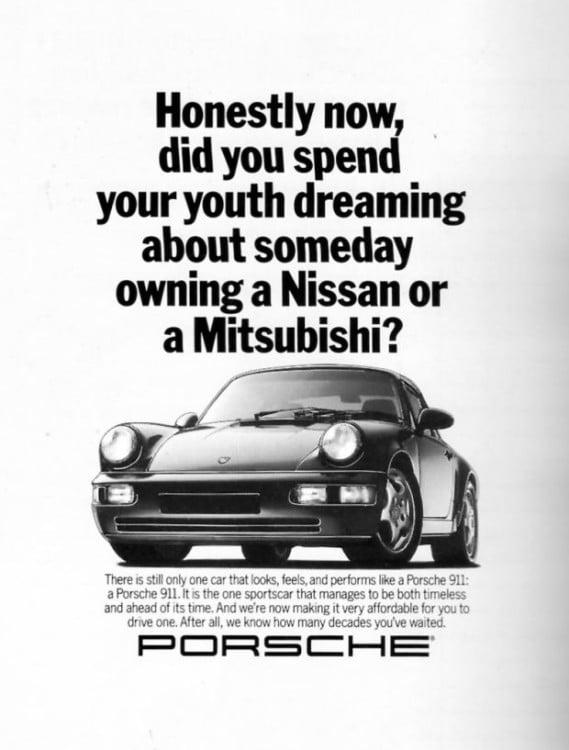 porsche youth ad