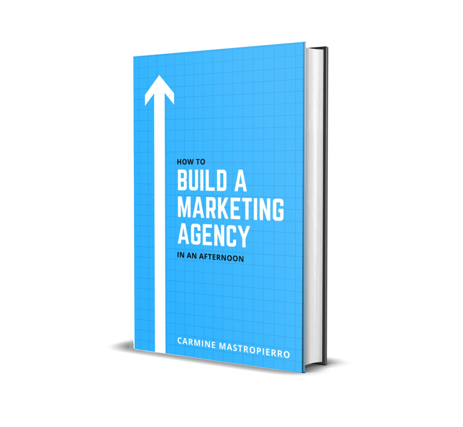 Marketing agency book cover