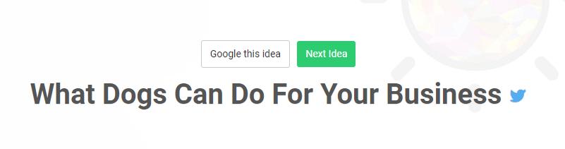 WebFX idea