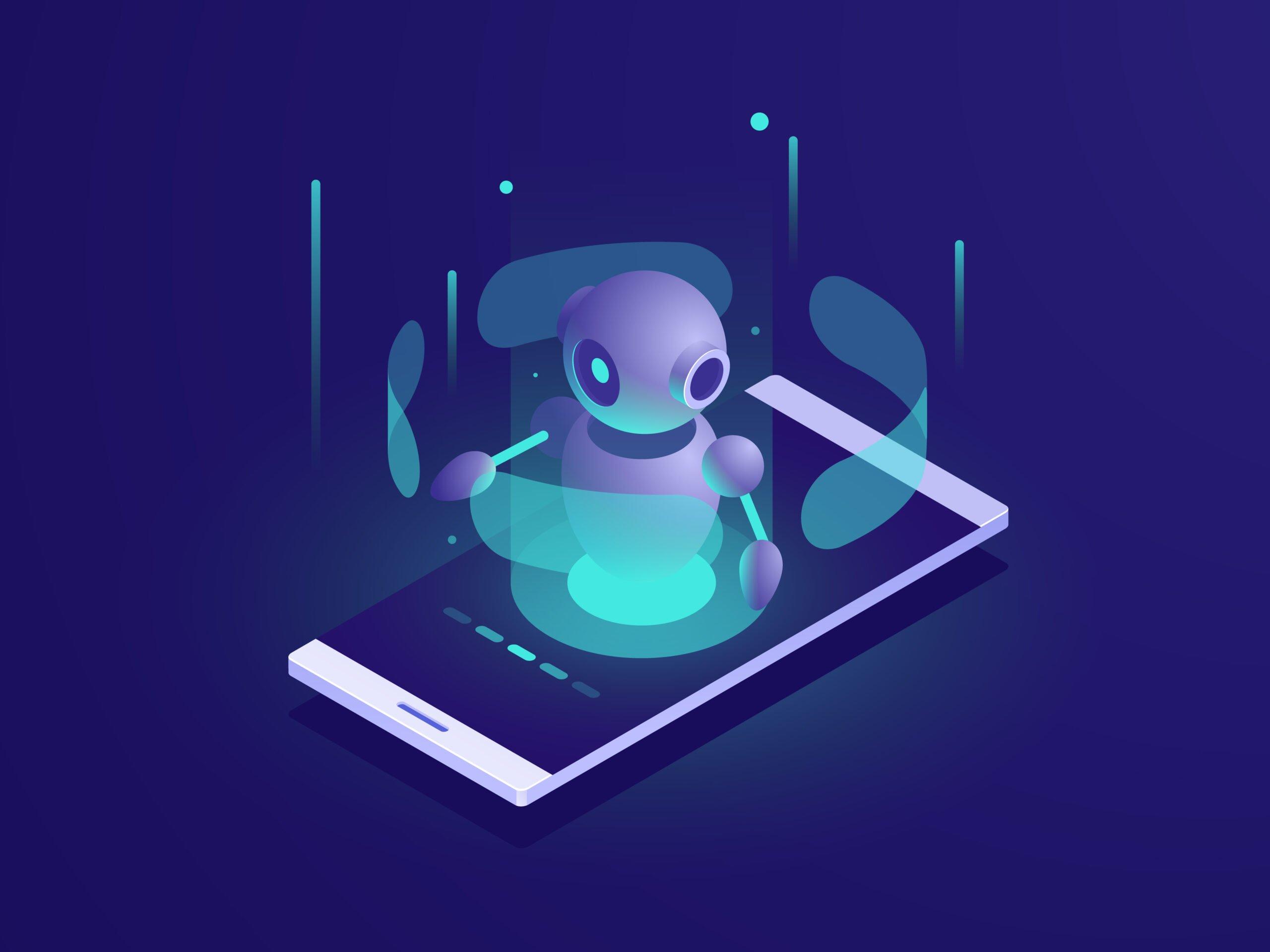 Chatbot graphic