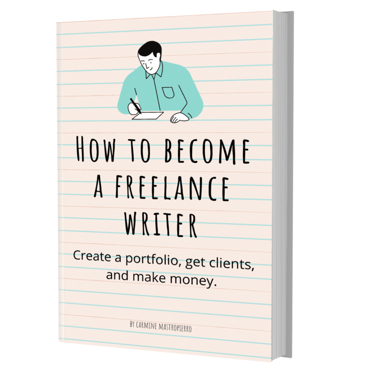 Freelance writing book