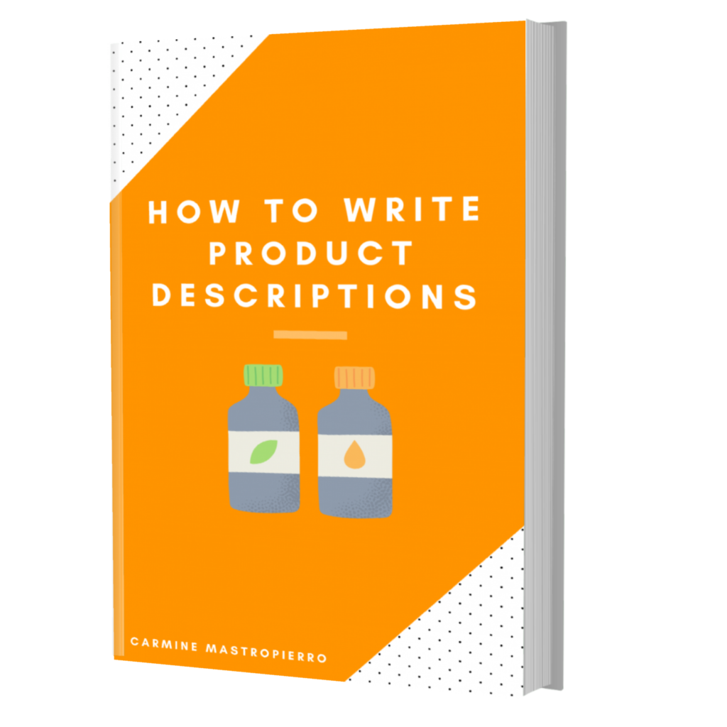 Product description book