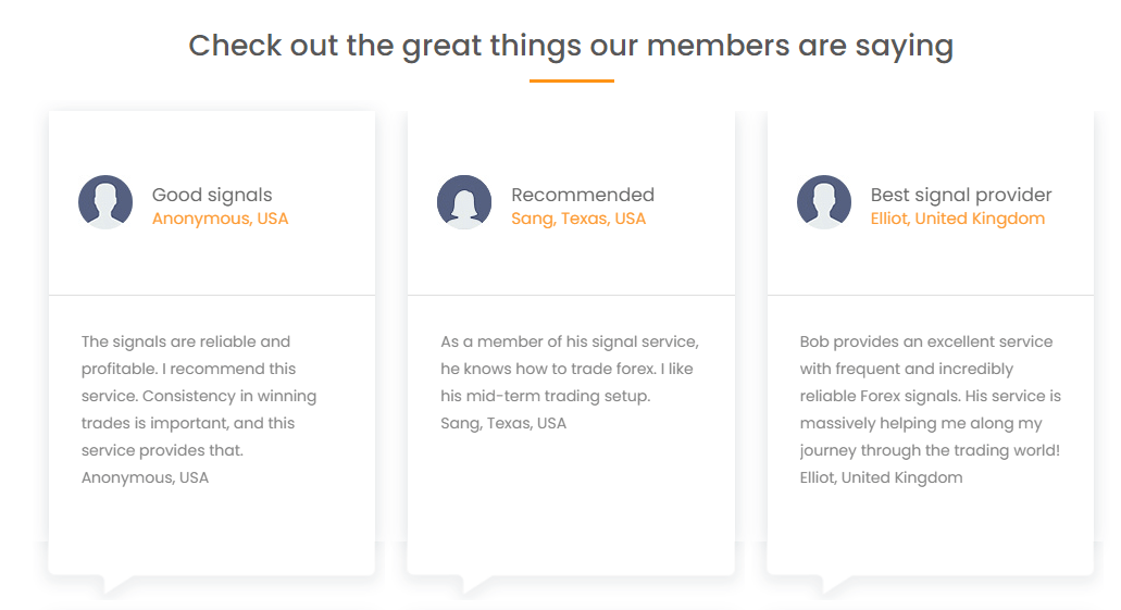 ClickBank testimonials