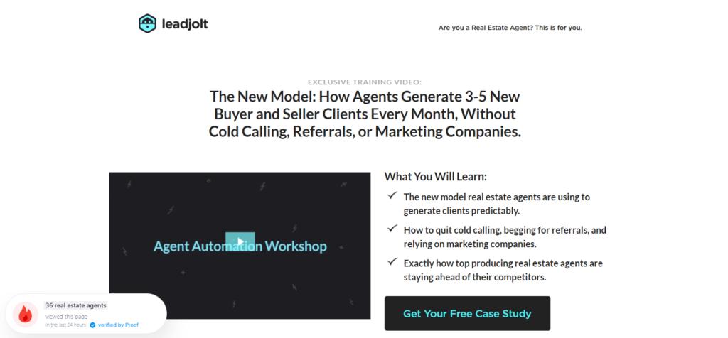 LeadJolt case study