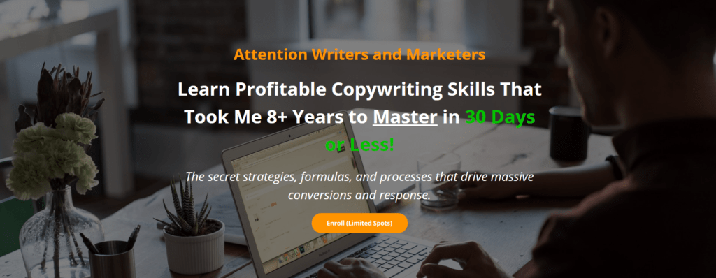 Sell Like Hell Copywriting course
