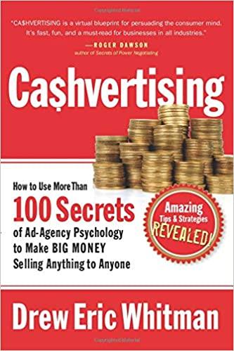Cashvertising copywriting book 1