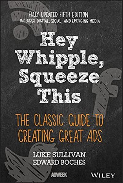 Hey Whipple book