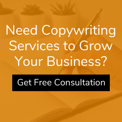 Need copywriting services 4